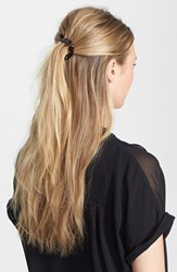 France Luxe 'Small Yvette' Ponytail Holder