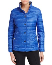 Basler Outdoor Quilted Jacket Cobalt