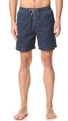 Katin Poolside Volleys Navy