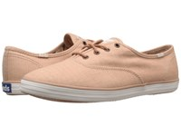 Keds Champion Ripstop Tan Women's Lace Up Casual Shoes
