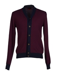 Roy Rogers Roy Roger's Cardigans Maroon