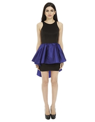 Alexia Admor Sleeveless Peplum Dress