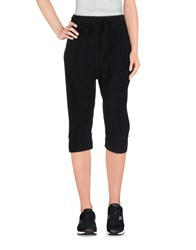 Thom Krom Trousers 3 4 Length Trousers Women Black