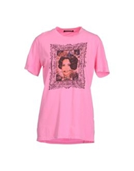 4Giveness Short Sleeve T Shirts Pink
