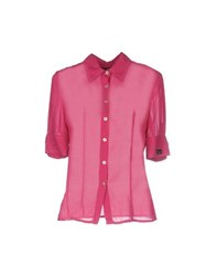 Met In Jeans Shirts Shirts Women Fuchsia