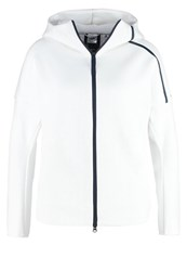 Adidas Performance Tracksuit Top White Collegiate Navy