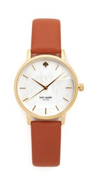 Kate Spade Classic Metro Watch Gold