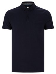 John Lewis Kin By Party Polo Shirt Navy