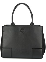 Tory Burch 'Ella' Tote Black