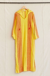 Urban Renewal Vintage Orange And Yellow Dress Assorted