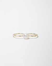 Sophie Bille Brahe Double De Perle Ring Gold