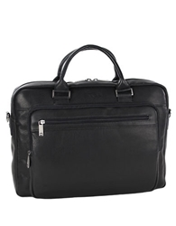 Kenneth Cole Reaction Port Of History Leather Computer Case