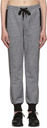 Adidas By Stella Mccartney Grey Ess Lounge Pants