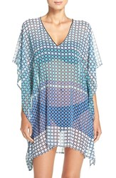 Tommy Bahama Women's 'Pool Tiles' Cover Up Tunis