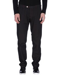 Berwich Trousers Casual Trousers Men Dark Brown