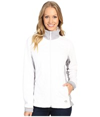 Mountain Hardwear Pyxis Stretch Quilted Jacket White Steam Women's Coat