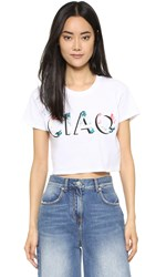Lovers Friends Basic Tee Ciao