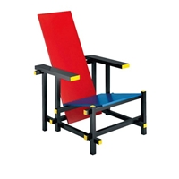 Red And Blue Chair Lounge Chairs