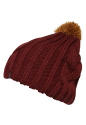 O'neill Doble Hat Cabernet Dark Red