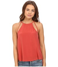 Lamade Lisbeth Swing Tank Top Rose Women's Sleeveless Pink