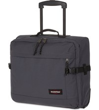 Eastpak Tranverz H Two Wheel Business Cabin Case 45Cm Tailgate Grey