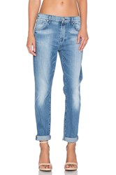 7 For All Mankind The Relaxed Skinny Light Blue Hue