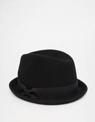 Selected Trilby Black