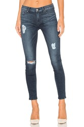 Hudson Jeans Nico Mid Rise Ankle Skinny Anchor Light 2