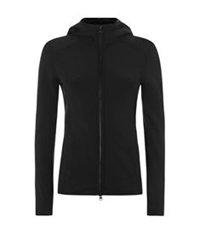 Adidas By Stella Mccartney Climaheat Fleece Lined Sweater Black
