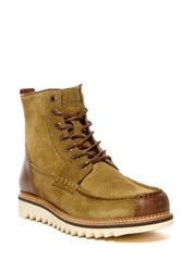 Wolverine Driscoll Lace Up Boot Green