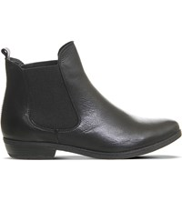 Office Dallas 2 Leather Chelsea Boots Black Leather
