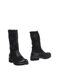 Thompson Boots Black