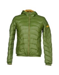 Gas Jeans Gas Down Jackets Light Green