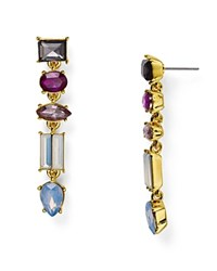 Baublebar Colorful Drop Earrings Multi