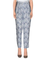 Boy By Band Of Outsiders Trousers Casual Trousers Women Sky Blue