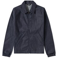 A.P.C. Dakota Jacket Blue