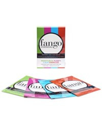 Borghese Pre Sale Fango Essenziali Sheet Mask 4 Pack Combo Pack Only At Macys No Color