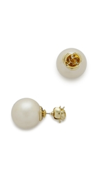 Juliet And Company Jule Pearl Post Earrings