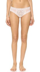 Natori Feathers Hipster Panty Tulle Cashmere