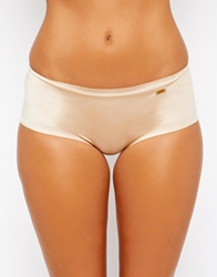 Ultimo Bonded Knicker Short Nude