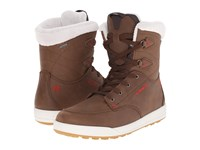 Lowa Melrose Gtx Mid Brown Red Women's Shoes