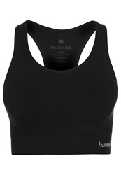 Hummel Sports Bra Black