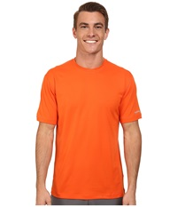 Morpheous Tee Merrell Orange Men's T Shirt