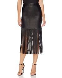 Chelsea And Theodore Fringe Trim Skirt Compare At 98
