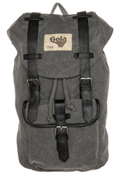 Gola Bellamy Rucksack Mid Grey Black