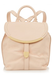 See By Chloe Lizzie Textured Leather Backpack