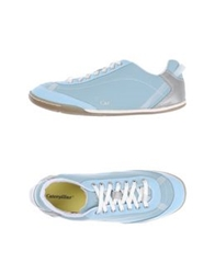 Cat Low Tops And Trainers Sky Blue
