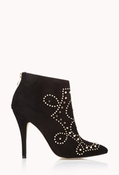Forever 21 High Voltage Stiletto Booties
