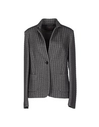 19.70 Nineteen Seventy Suits And Jackets Blazers Women Grey