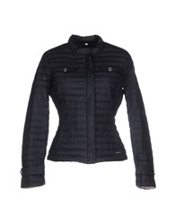 Dekker Coats And Jackets Down Jackets Women Dark Blue